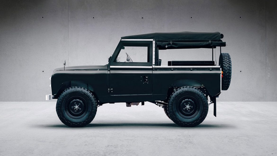 These Radiant '60s-Generation Land Rovers Occupy Been Remodeled Into a hundred and fifty HP Off-Roading EVs