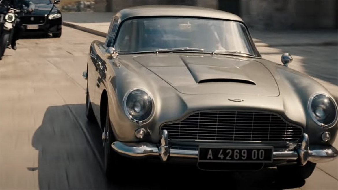 Gape: This Two-Minute Movie Showcases James Bond's Most Iconic Aston Martins Across 6 A long time