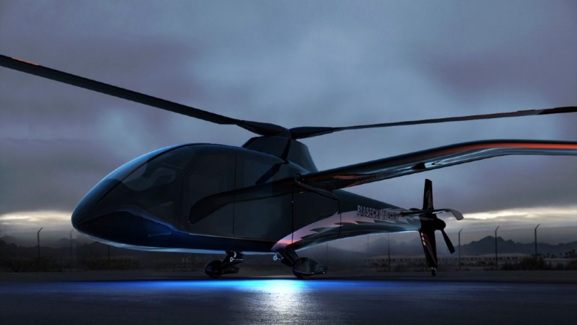 The World's First Hydrogen-Powered Chopper May perchance Soon Land on a Helipad Near You