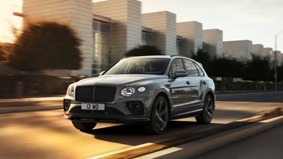 Bentley Is Recalling 2021 Bentayga V8 Devices Due to Unsuitable Instrument