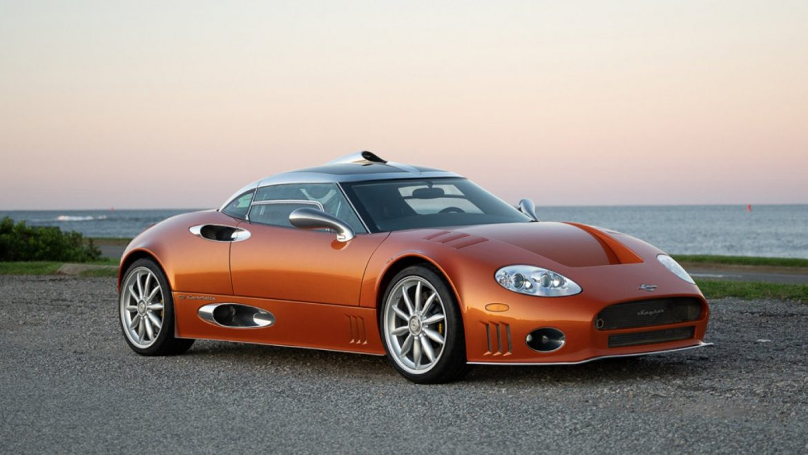Vehicle of the Week: The 2009 Spyker C8 Is a Rare, Jet-Inspired Supercar That Performs Even Better Than It Looks