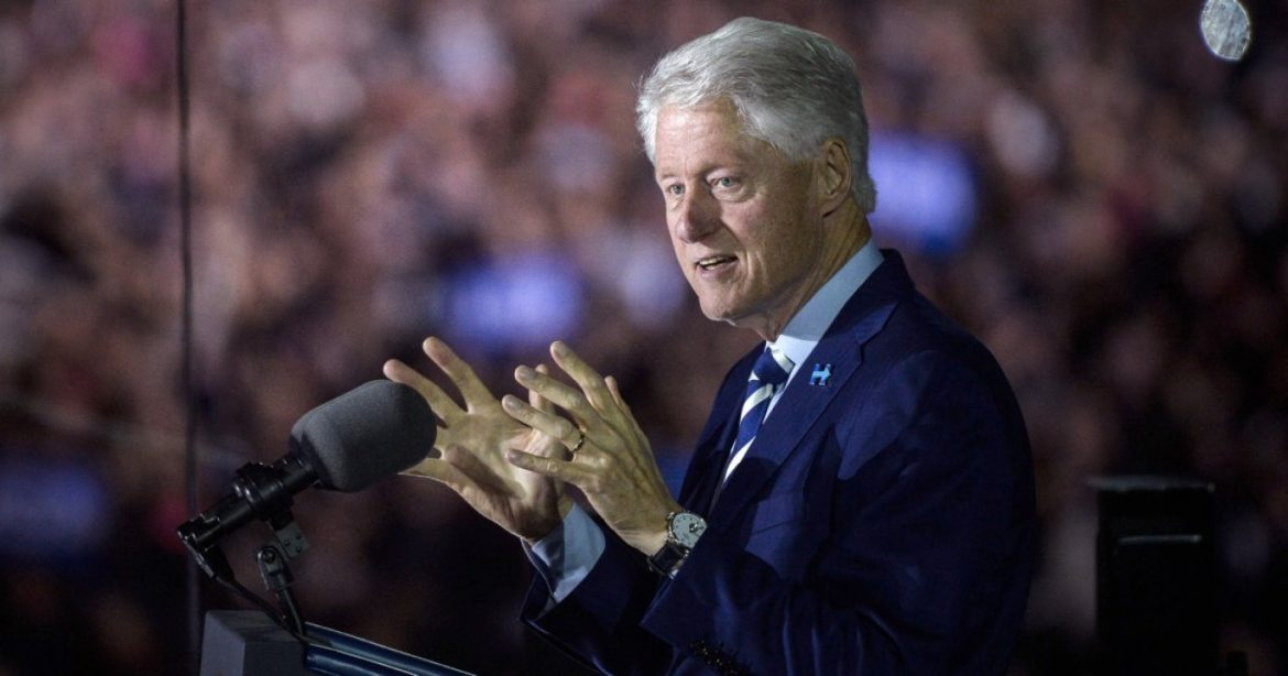 What led to Bill Clinton's hospitalization? Warning signs of the accepted an infection